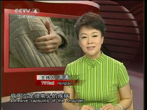 央视主持人洪涛